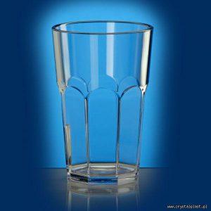 Plastikowa szklanka Caipirinha szkłopodobna 0,3l szkłopodobna szkłopodobne szkło podobne przeźroczysta przeźroczyste szklanki plastikowe