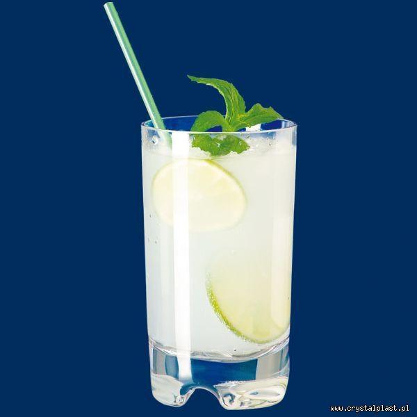 Plastikowa szklanka koktajlowa 0,3l SAN - szkłopodobna szkłopodobne szklanki koktajlowe plastikowe