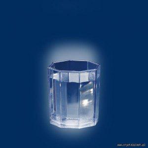 Plastikowy kieliszek do wódki wielokątny 2cl 20ml 20 mililitrów 2 centylitry 4cl 40ml 40 mililitrów 4 centylitry PC- szkłopodobny przeźroczysty