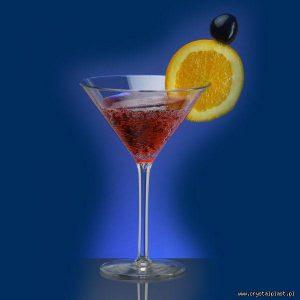 kieliszek do Martini 0,1 l litra SAN plastikowy