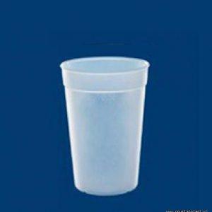 Kubek mrożony 0,3l litra PC litra kubki mrożone kubeczki plastikowe