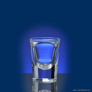 Plastikowy kieliszek do wódki Easy Shot 4cl 40ml 40 mililitrów 4 centylitry SAN szkłopodobny przeźroczysty