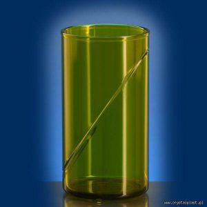 plastikowa szklanka 0,25 l litra SAN zielona zielone szklanki plastikowe
