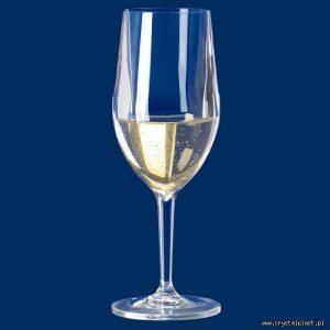 Kieliszek do wina Vinalia 0,25l litra SAN - szkłopodobny przeźroczyste szkłopodobne kieliszki
